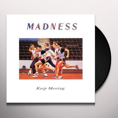 Madness KEEP MOVING Vinyl Record - 180 Gram Pressing