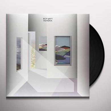 Ben Watt HENDRA Vinyl Record - Deluxe Edition