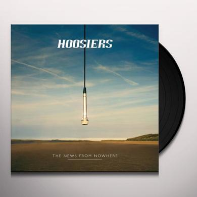 Hoosiers NEWS FROM NOWHERE Vinyl Record