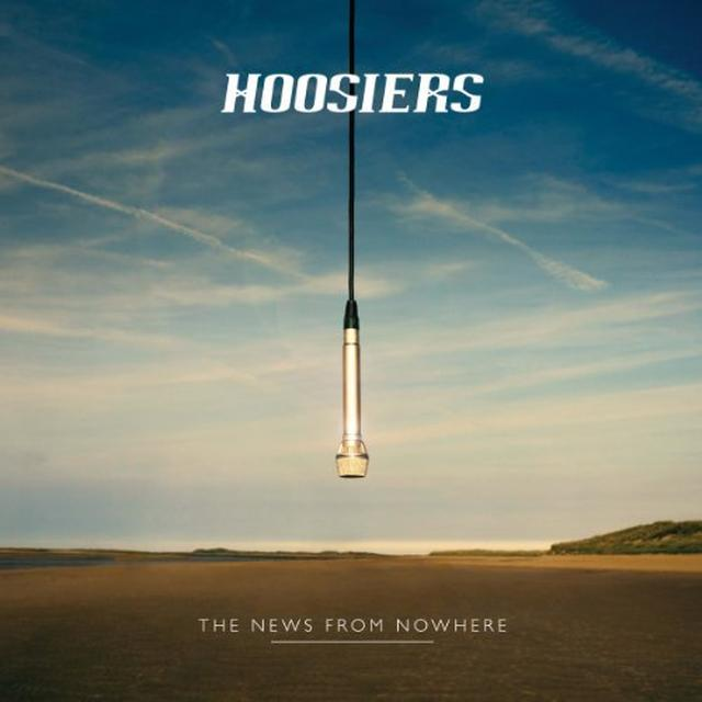 Hoosiers NEWS FROM NOWHERE Vinyl Record - UK Import