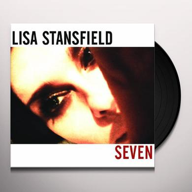 Lisa Stansfield SEVEN Vinyl Record - UK Import