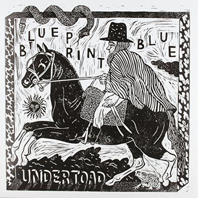 Blueprint Blue UNDERTOAD Vinyl Record