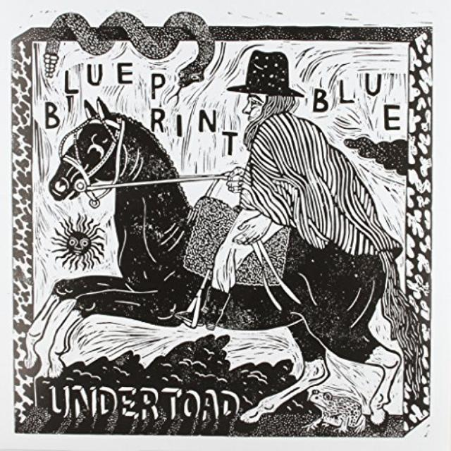 Blueprint Blue UNDERTOAD Vinyl Record