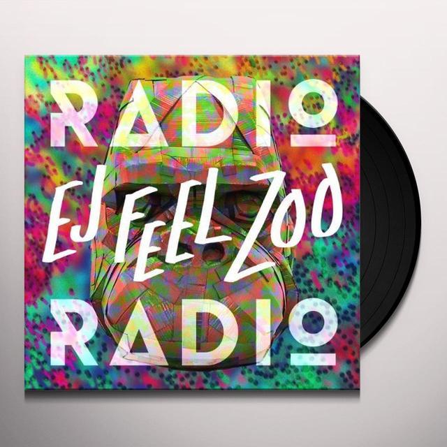 Radio Radio EJ FEEL ZOO Vinyl Record - Canada Import