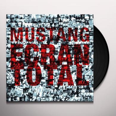 Mustang ECRAN TOTAL (GER) Vinyl Record