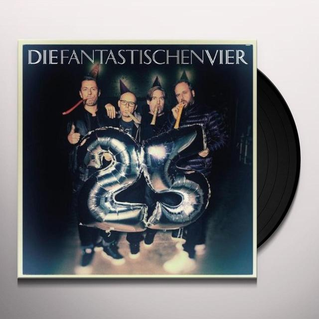 Fantastischen Vier 25 (GER) Vinyl Record