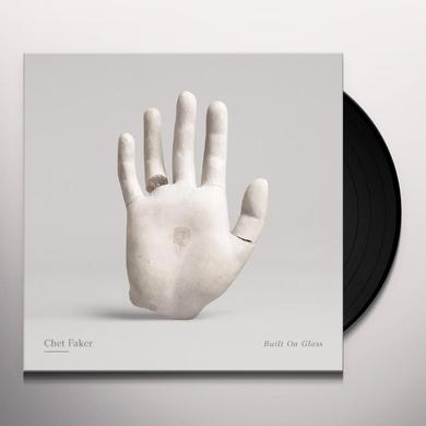 Chet Faker BUILT ON GLASSA Vinyl Record - UK Import