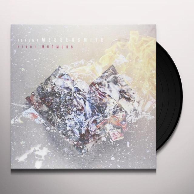 Jeremy Messersmith HEART MURMURS Vinyl Record - UK Import