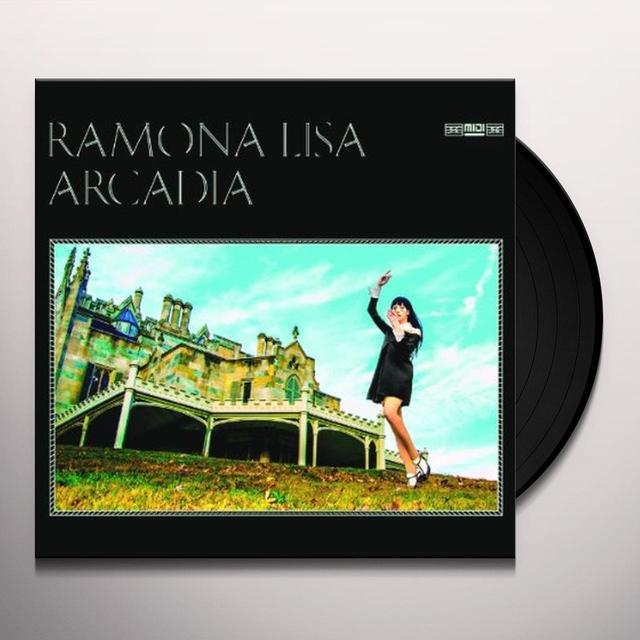 Ramona Lisa ARCADIA Vinyl Record - UK Import