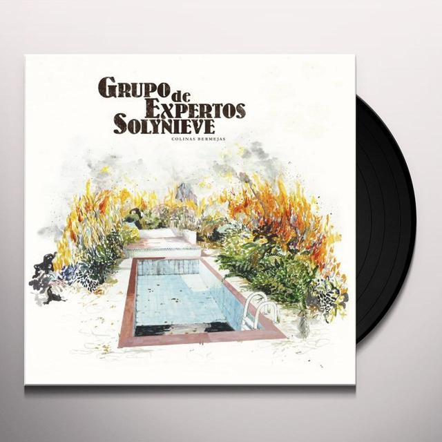 Grupo De Expertos Solynieve COLINAS BERMEJAS Vinyl Record - UK Import