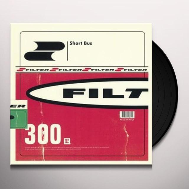 Filter SHORTBUS Vinyl Record - Holland Import