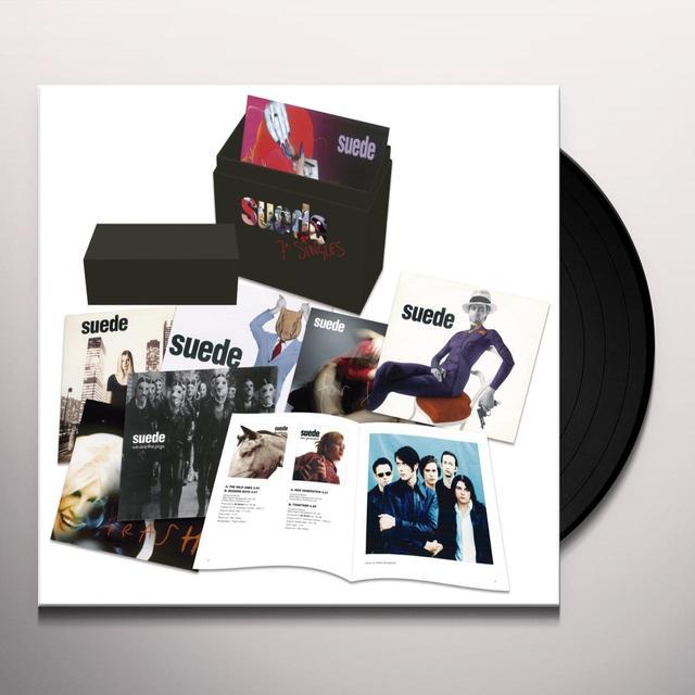 SUEDE-7-INCH SINGLES BOX SET Vinyl Record