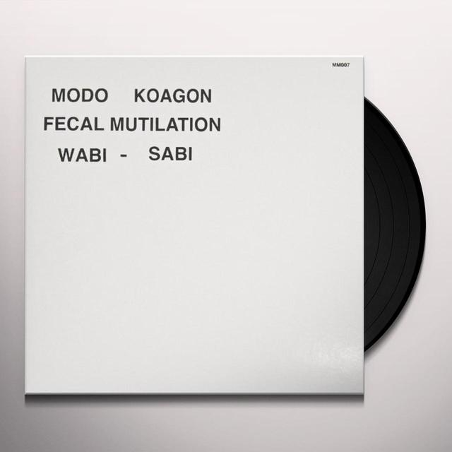 Modo Koagon WABI-SABI Vinyl Record