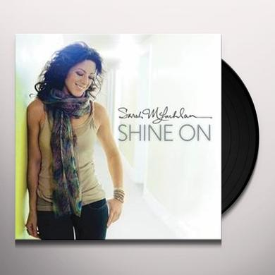 Sarah Mclachlan SHINE ON Vinyl Record
