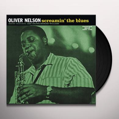 Oliver Nelson SCREAMIN THE BLUES Vinyl Record