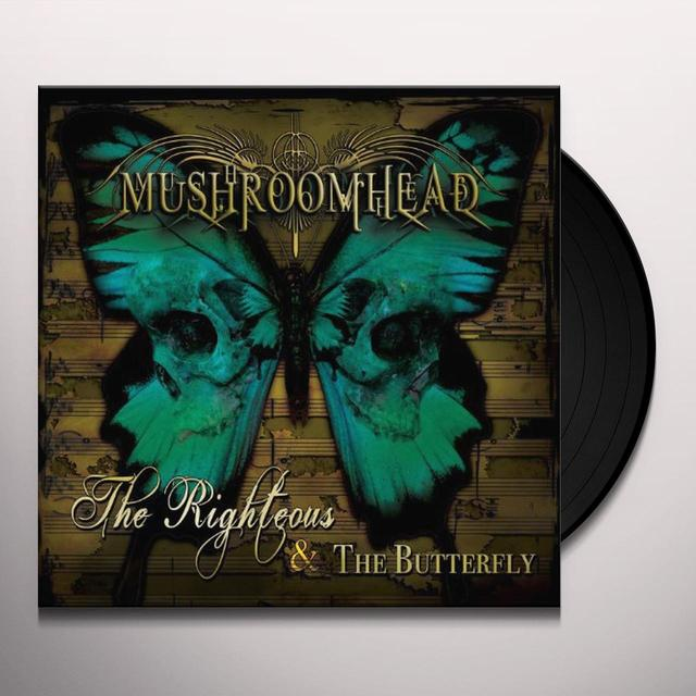 Mushroomhead RIGHTEOUS & THE BUTTERFLY Vinyl Record
