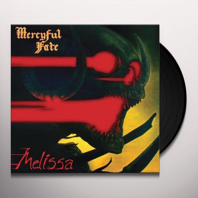 Mercyful Fate MELISSA Vinyl Record - Reissue