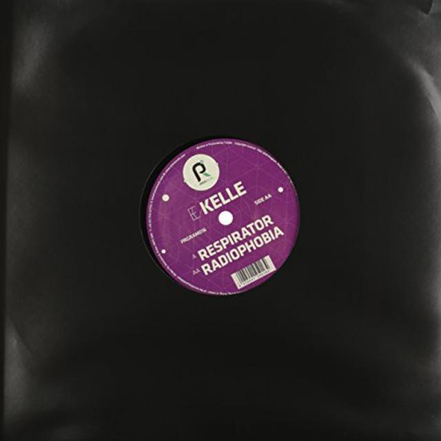 Kelle RESPIRATOR / RADIOPHOBIA Vinyl Record - UK Import