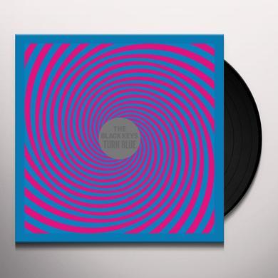 Black Keys TURN BLUE (BONUS CD) Vinyl Record