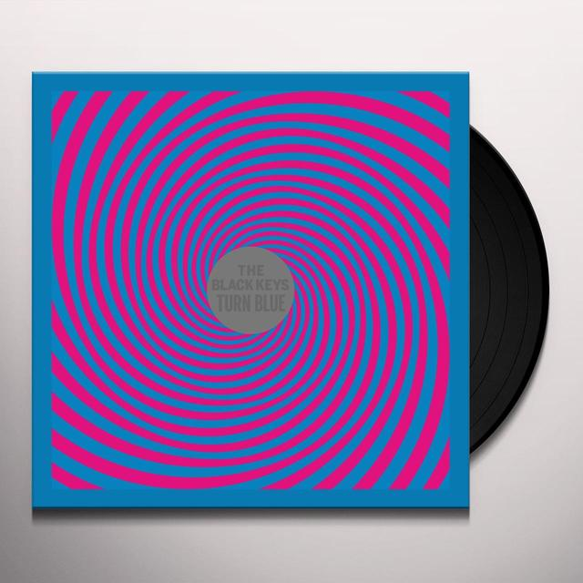 Black Keys TURN BLUE (BONUS CD) Vinyl Record