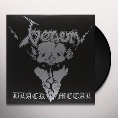 Venom BLACK METAL Vinyl Record - Limited Edition, 180 Gram Pressing