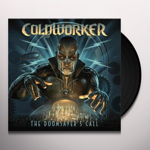 Coldworker DOOMSAYER'S CALL Vinyl Record