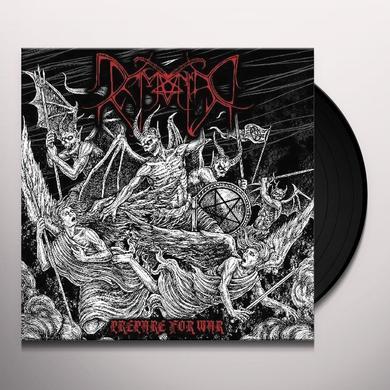 Demoniac PREPARE FOR WAR Vinyl Record