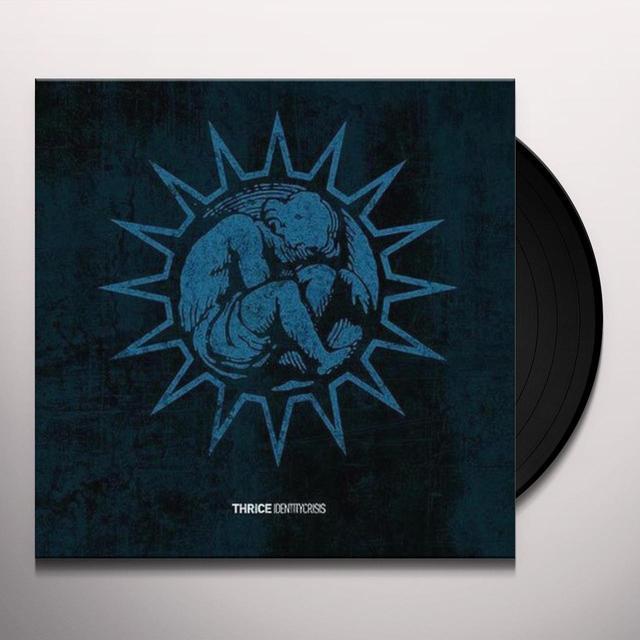 Thrice IDENTITY CRISIS Vinyl Record