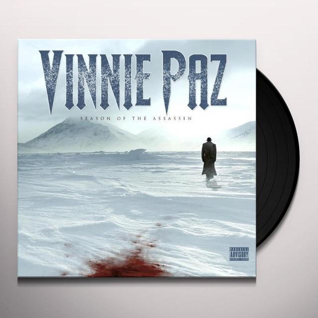 Vinnie Paz SEASON OF THE ASSASSIN Vinyl Record