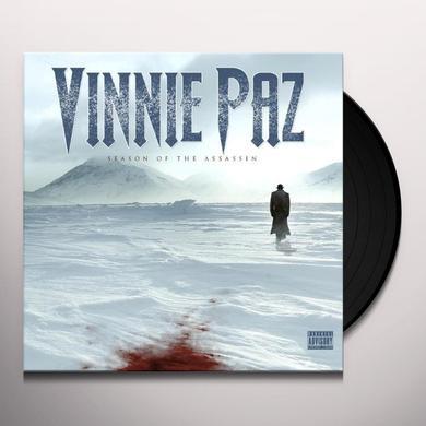 Vinnie Paz SEASON OF THE ASSASSIN Vinyl Record - Reissue