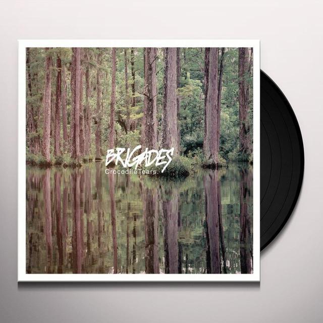 Brigades CROCODILE TEARS (EP) (EP) Vinyl Record