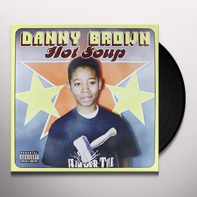 Danny Brown HOT SOUP Vinyl Record