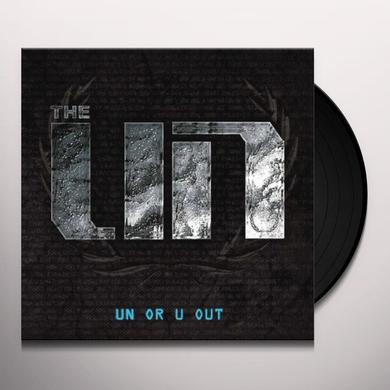 UN OR U OUT Vinyl Record