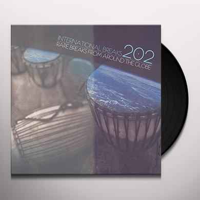 INTERNATIONAL BREAKS 2 / VARIOUS Vinyl Record