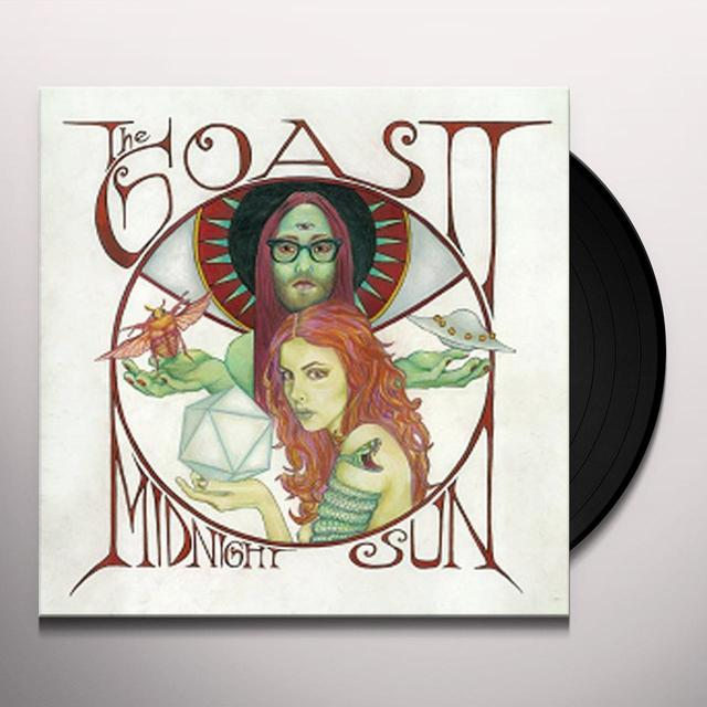 Goastt MIDNIGHT SUN Vinyl Record