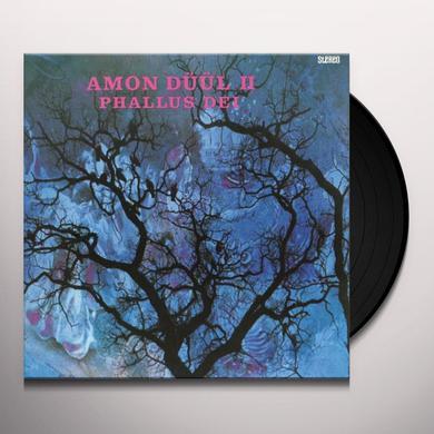 Amon Düül II PHALLUS DEI Vinyl Record