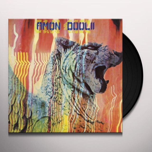 Amon Düül II WOLF CITY Vinyl Record