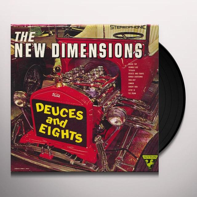 New Dimensions DUECES & EIGHTS Vinyl Record