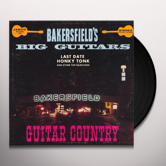BAKERSFIELD BIG GUITARS / VARIOUS Vinyl Record