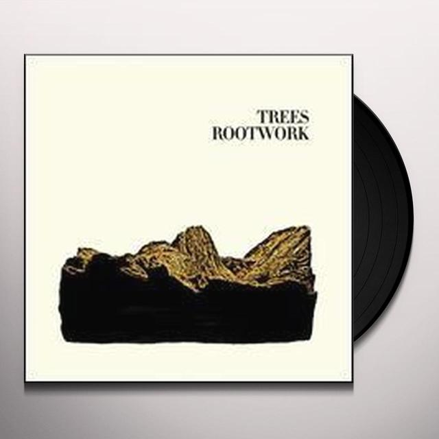 Charles Trees ROOTWORK Vinyl Record