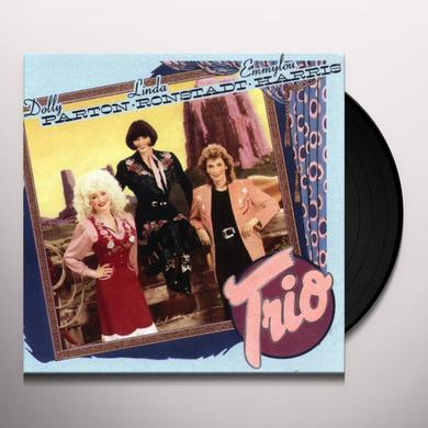 Dolly Parton & Linda Ronstadt  TRIO Vinyl Record - 180 Gram Pressing