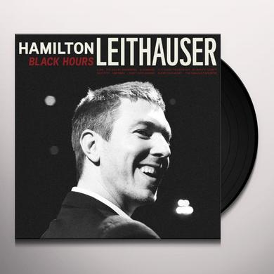 Hamilton Leithauser BLACK HOURS Vinyl Record - 180 Gram Pressing, Digital Download Included