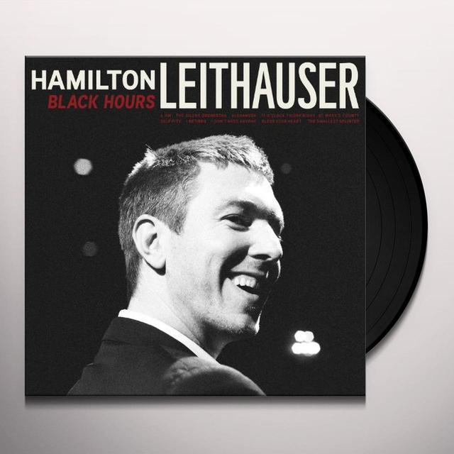 Hamilton Leithauser BLACK HOURS Vinyl Record