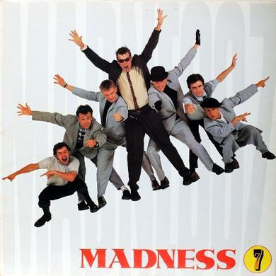 Madness 7 Vinyl Record