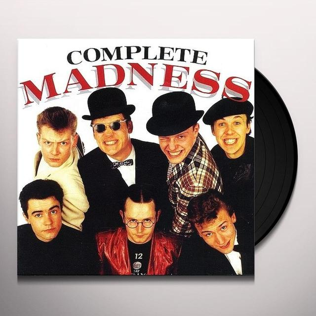COMPLETE MADNESS Vinyl Record - Limited Edition, 180 Gram Pressing