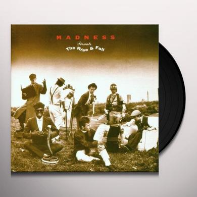 Madness RISE & FALL Vinyl Record - Limited Edition, 180 Gram Pressing