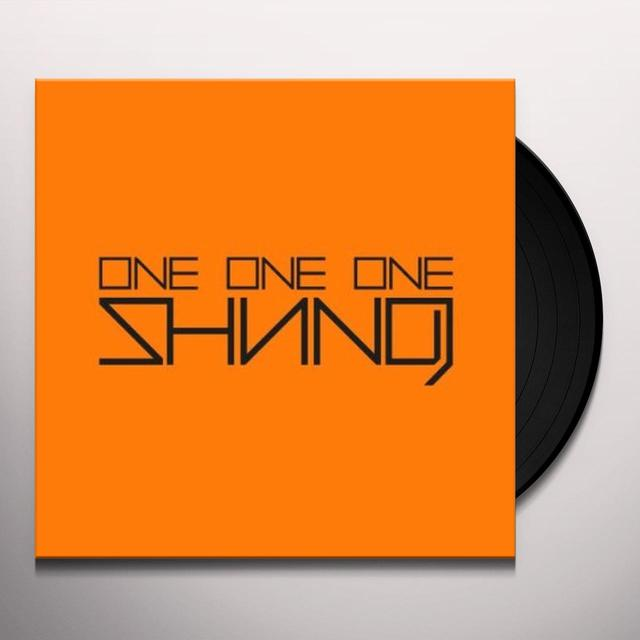 Shining ONE ONE ONE Vinyl Record - Limited Edition, 180 Gram Pressing