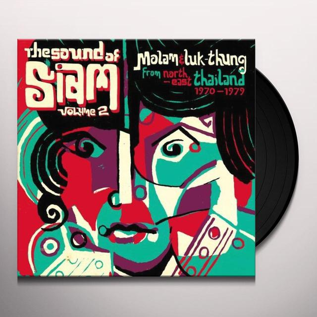 SOUND OF SIAM 2: MOLAM & LUK THUNG 1970-1982 / VAR Vinyl Record
