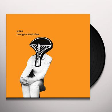 Spike ORANGE CLOUD NINE Vinyl Record - Digital Download Included