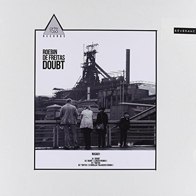 Roebin De Freitas DOUBT Vinyl Record